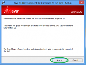 installation JDK