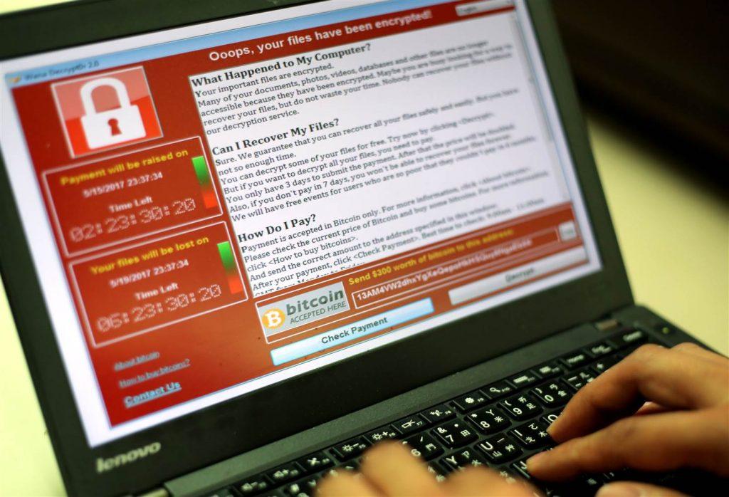 Cyberattaque Malware Wanacry